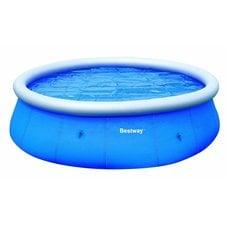 Согревающее солнечное покрывало для круглых бассейнов Bestway 58060 (244см)