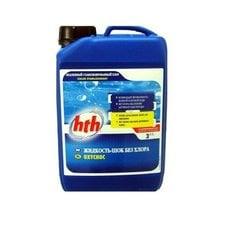Жидкость-шок без хлора HTH L801221HK 3л