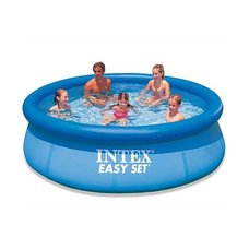 Надувной бассейн Intex 28143NP Easy Set Pool (396х84см)