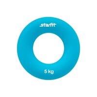 "Эспандер кистевой StarFit ES-403 ""Кольцо"" 5 кг голубой"