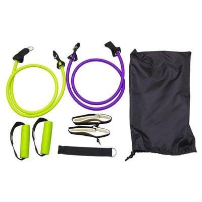 Покупка  Набор трубчатых эспандеров №1 AbsoluteChampion   в магазине IntexRelax с доставкой или самовывозом