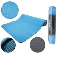 Коврик для йоги Torres Comfort 6 арт.YL10086
