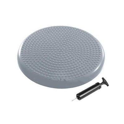 Покупка  Фитдиск (балансировочная подушка) массажный Lite Weights 1633LW   в магазине IntexRelax с доставкой или самовывозом
