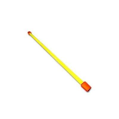 Покупка  Гимнастическая палка (бодибар) 2 кг 120 см желтый   в магазине IntexRelax с доставкой или самовывозом