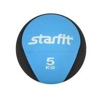 Медбол StarFit PRO GB-702 5 кг синий