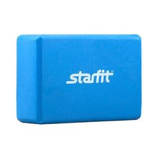 Блок для йоги STARFIT FA-101 EVA синий