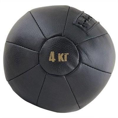 Покупка  Медбол FS№4000 4 кг нат. кожа   в магазине IntexRelax с доставкой или самовывозом