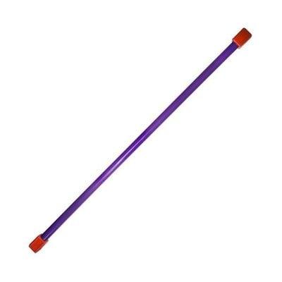 Покупка  Гимнастическая палка (бодибар) 7кг 110 см фиолетовый   в магазине IntexRelax с доставкой или самовывозом