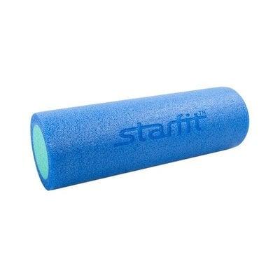 Покупка  Ролик для йоги и пилатеса StarFit FA-501 (15х45см) синий/голубой   в магазине IntexRelax с доставкой или самовывозом