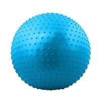 Мяч гимнастический массажный STARFIT GB-301 65 см антивзрыв, синий