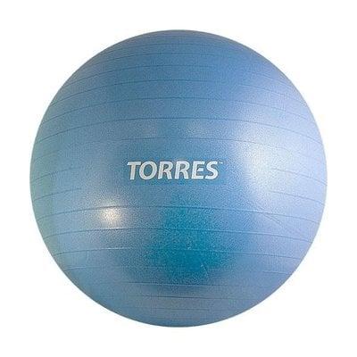 Покупка  Мяч гимнастический Torres арт.AL100165 d65 см   в магазине IntexRelax с доставкой или самовывозом