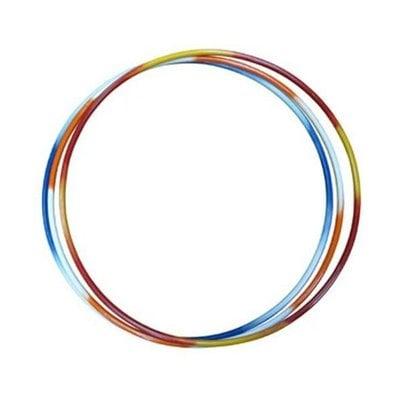 Покупка  Обруч стальной гимнастический d 900мм утяжеленный (труба 20мм) 1,1кг   в магазине IntexRelax с доставкой или самовывозом