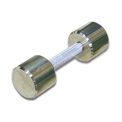 Покупка  Гантель (1шт) 6 кг хром MB Barbell   в магазине IntexRelax с доставкой или самовывозом