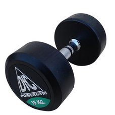 Гантели (2шт) 15кг DFC PowerGym DB002-15