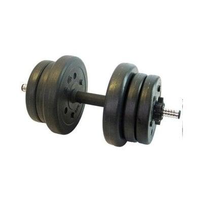 Покупка  Гантели (2 шт) 10 кг в оболочке сборные Lite Weights 2327LW   в магазине IntexRelax с доставкой или самовывозом