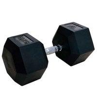 Гантели DFC DB001-50 (2 шт) гексагональные обрезиненные 50 кг