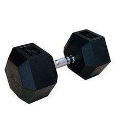 Гантели DFC DB001-35 (2 шт) гексагональные обрезиненные 35 кг