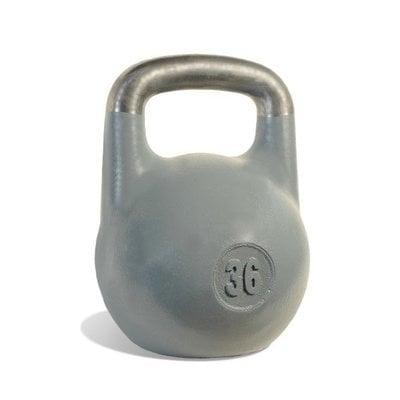 Покупка  Гиря чемпионская Titan 36 кг (серая)   в магазине IntexRelax с доставкой или самовывозом