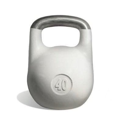Покупка  Гиря чемпионская Titan 40 кг (белая)   в магазине IntexRelax с доставкой или самовывозом