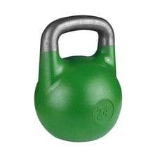 Гиря Titan 24 кг для соревнований (ВФГС) зеленая