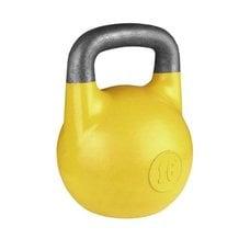 Гиря Titan 16 кг для соревнований (ВФГС) желтая