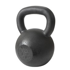 Гиря для кроссфита Titan 36 кг чугунная