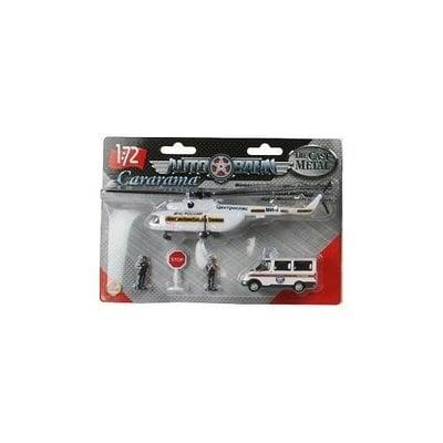 Покупка  Набор вертолет и автомобиль спасательных служб в ассортименте lc 832   в магазине IntexRelax с доставкой или самовывозом