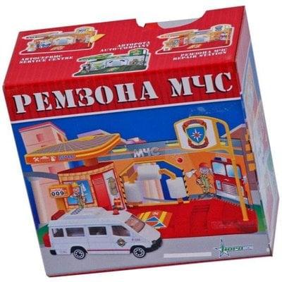 Покупка  Игра Ремзона МЧС (в коробке)   в магазине IntexRelax с доставкой или самовывозом
