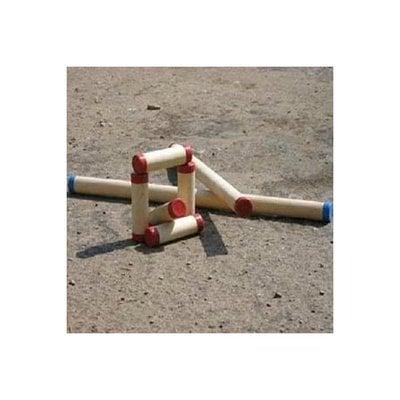 """Покупка  Игра """"Городки"""" деревянные с маркерами   в магазине IntexRelax с доставкой или самовывозом"""