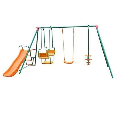 Покупка  Детский уличный многофункциональный комплекс DFC MSGL-01   в магазине IntexRelax с доставкой или самовывозом