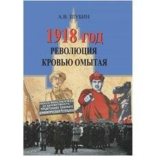 1918 год. Революция кровью омытая, Шубин А.В.