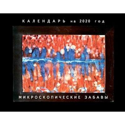 """Покупка  Календарь """"Микроскопические забавы"""" на 2020 год. С.В. Савельев   в магазине IntexRelax с доставкой или самовывозом"""