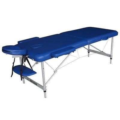 Покупка  Массажный стол DFC Nirvana Elegant Luxe Navy   в магазине IntexRelax с доставкой или самовывозом