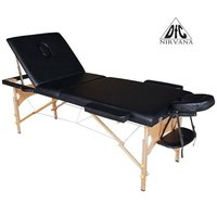 Массажный стол DFC Nirvana Relax Pro Black