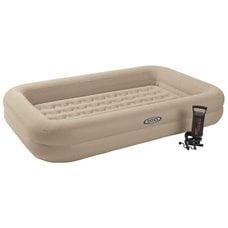 Детский надувной матрас Intex 66810NP Kidz Travel Bed Set + насос (107х168х25см)