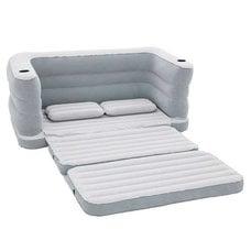 Двухместный надувной диван-трансформер Bestway 75063 Multi Max II Air Couch (200х160х64см)