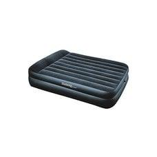 Двуспальная надувная кровать Bestway 67345 Premium Air Bed with Sidewinder + насос (203х152х46см)