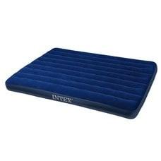 Двуспальный надувной матрас Intex 68759 (152х203х22см)
