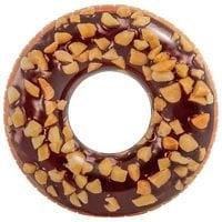 Надувной круг Intex 56262 Пончик с Орехами 9+