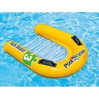 Надувной плот для плавания Intex 58167 Kickboard Pool School Step 3 (от 3 лет)