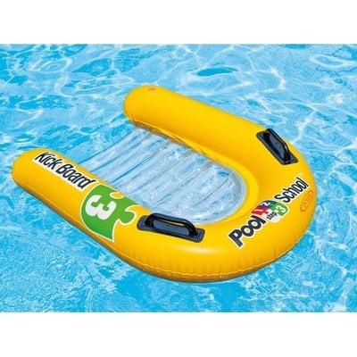Покупка  Надувной плот для плавания Intex 58167 Kickboard Pool School Step 3 (от 3 лет)   в магазине IntexRelax с доставкой или самовывозом
