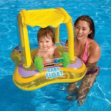 "Круг для плавания Intex 56581 ""Kiddie Float"" (от 1-2 года)"
