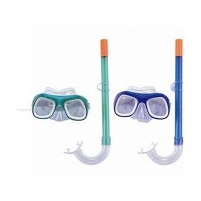 Покупка  Набор маска + трубка Bestway 24007   в магазине IntexRelax с доставкой или самовывозом