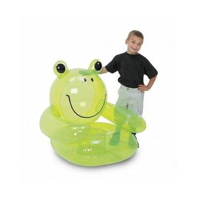 Покупка  Надувное кресло лягушка Bestway 75025 (86х84х84см)   в магазине IntexRelax с доставкой или самовывозом