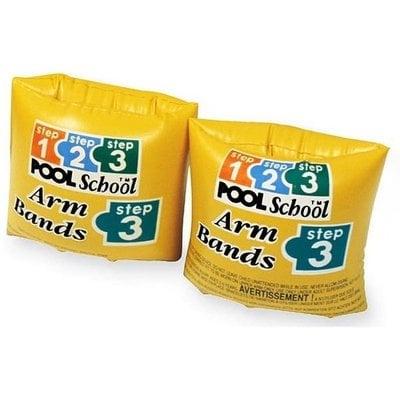 Покупка  Нарукавники детские INTEX 56643 ROLL-UP ARM BANDS POOL SCHOOL 3-6 лет   в магазине IntexRelax с доставкой или самовывозом