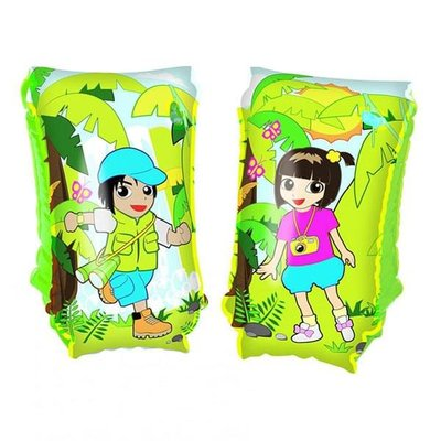 Покупка  Нарукавники для плавания Bestway 32102 Jungle Trek 30x15 см   в магазине IntexRelax с доставкой или самовывозом