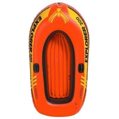 Покупка  Надувная двухместная лодка Intex 58330 Explorer 200   в магазине IntexRelax с доставкой или самовывозом