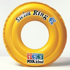 Круг 58231EU Deluxe Swim Ring Pool School Step 2 51 см (от 3-6 лет)