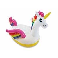 "Надувной плот Intex 57561NP ""Единорог"" Unicorn Ride-On (201х140х97см)"