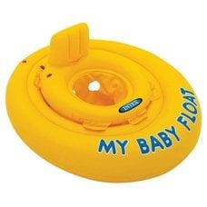 """Круг для детей Intex 59574NP """"My Baby Float"""" 67см (от 1-2 лет)"""